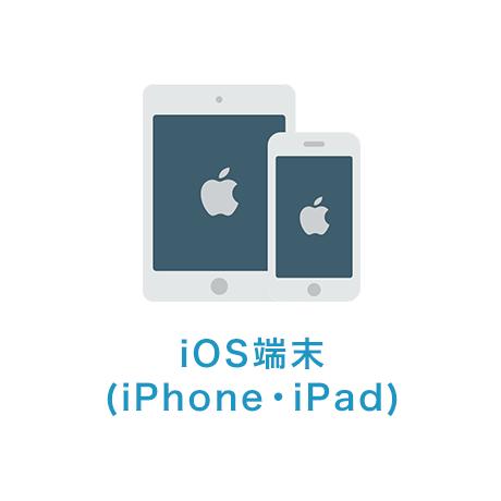iOS端末(iPhone・iPad)