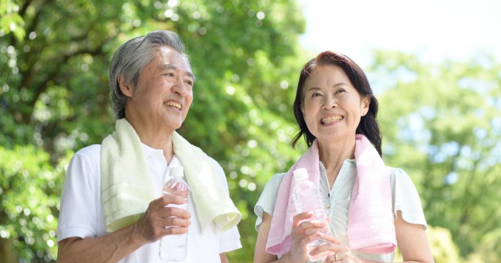 老化予防にも効果的な漢方
