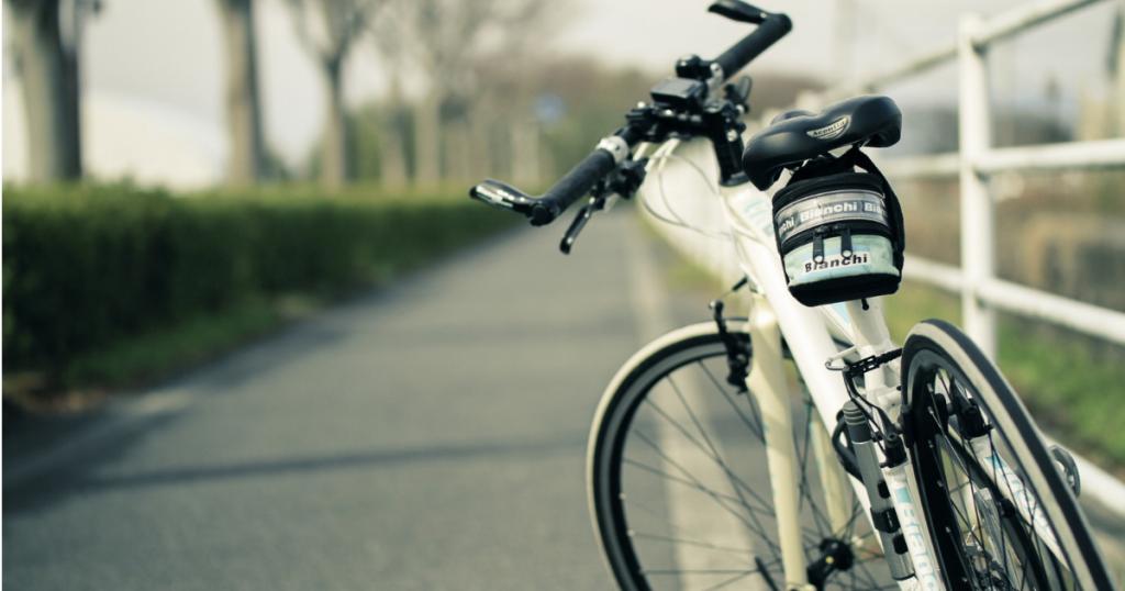 男性不妊対策9:自転車に長時間乗らない